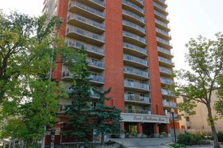 Photo 1: 1101 10649 SASKATCHEWAN Drive in Edmonton: Zone 15 Condo for sale : MLS®# E4214922
