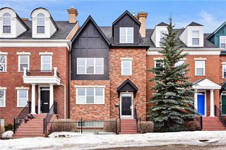 Main Photo: 2259 FLANDERS Avenue SW in Calgary: Garrison Woods Row/Townhouse for sale : MLS®# A1035843