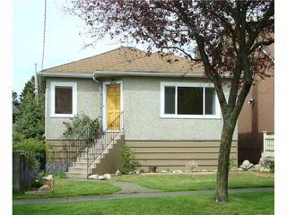 Photo 1: 1249 E 29TH Avenue in Vancouver: Knight House for sale (Vancouver East)  : MLS®# V828739