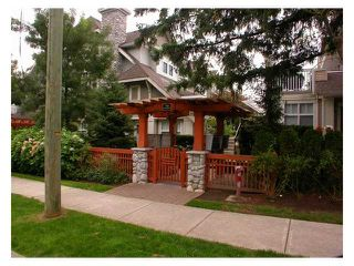 "Photo 1: 33 7128 STRIDE Avenue in Burnaby: Edmonds BE Townhouse for sale in ""RIVER STONE"" (Burnaby East)  : MLS®# V855169"