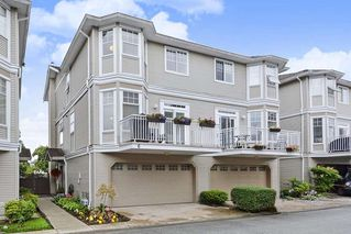 "Main Photo: 6 6518 121 Street in Surrey: West Newton Townhouse for sale in ""Hatfield Park"" : MLS®# R2387764"