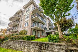 "Photo 1: 405 22290 NORTH Avenue in Maple Ridge: West Central Condo for sale in ""Solo"" : MLS®# R2413592"