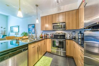 """Photo 2: 405 22290 NORTH Avenue in Maple Ridge: West Central Condo for sale in """"Solo"""" : MLS®# R2413592"""