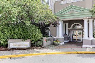 "Main Photo: 309 2970 PRINCESS Crescent in Coquitlam: Canyon Springs Condo for sale in ""MONTCLAIRE"" : MLS®# R2429135"