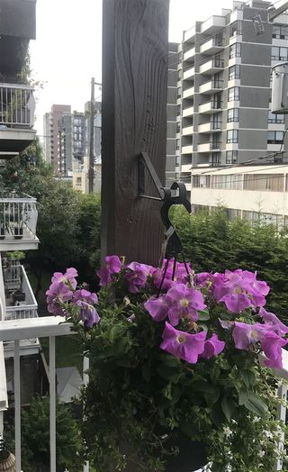 "Photo 17: 307 1655 NELSON Street in Vancouver: West End VW Condo for sale in ""HEMPSTEAD MANOR"" (Vancouver West)  : MLS®# R2462867"