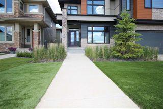 Photo 40: 20 FOSBURY Link: Sherwood Park House Half Duplex for sale : MLS®# E4202219