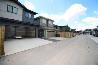 Photo 43: 20 FOSBURY Link: Sherwood Park House Half Duplex for sale : MLS®# E4202219