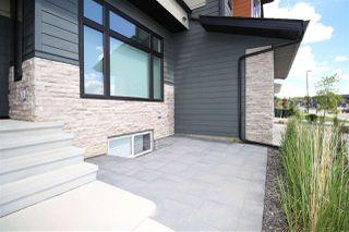Photo 39: 20 FOSBURY Link: Sherwood Park House Half Duplex for sale : MLS®# E4202219