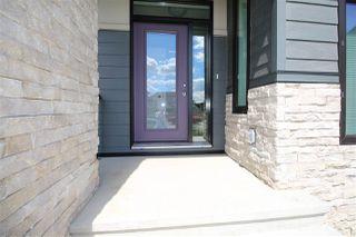 Photo 38: 20 FOSBURY Link: Sherwood Park House Half Duplex for sale : MLS®# E4202219