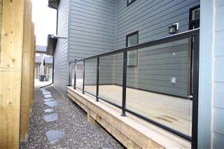 Photo 42: 20 FOSBURY Link: Sherwood Park House Half Duplex for sale : MLS®# E4202219