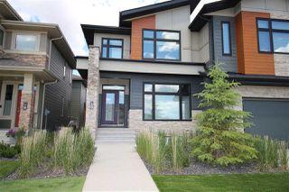 Photo 1: 20 FOSBURY Link: Sherwood Park House Half Duplex for sale : MLS®# E4202219