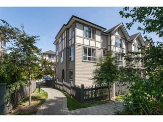 """Photo 1: 60 7848 209 Street in Langley: Willoughby Heights Townhouse for sale in """"Mason & Green"""" : MLS®# R2478136"""