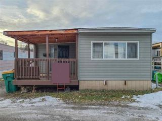 """Photo 1: 81 3730 LANSDOWNE Road in Prince George: Fraserview Manufactured Home for sale in """"SUNRISE VALLEY MHP"""" (PG City West (Zone 71))  : MLS®# R2523984"""