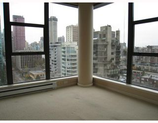 "Photo 7: 1601 1723 ALBERNI Street in VANCOUVER: West End VW Condo for sale in ""THE PARK"" (Vancouver West)  : MLS®# V798802"