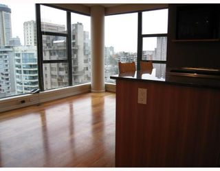 "Photo 6: 1601 1723 ALBERNI Street in VANCOUVER: West End VW Condo for sale in ""THE PARK"" (Vancouver West)  : MLS®# V798802"