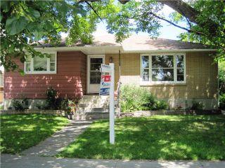 Photo 1: 1261 RIDDLE Avenue in WINNIPEG: West End / Wolseley Residential for sale (West Winnipeg)  : MLS®# 1013967