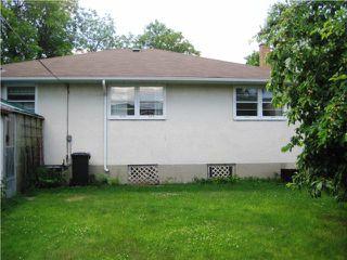 Photo 10: 1261 RIDDLE Avenue in WINNIPEG: West End / Wolseley Residential for sale (West Winnipeg)  : MLS®# 1013967