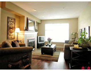"Photo 3: 49 6450 199TH ST in Langley: Willoughby Heights Townhouse for sale in ""LOGAN'S LANDING"" : MLS®# F2616663"