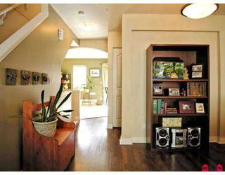 "Photo 6: 49 6450 199TH ST in Langley: Willoughby Heights Townhouse for sale in ""LOGAN'S LANDING"" : MLS®# F2616663"