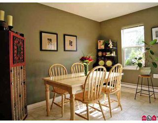 "Photo 4: 49 6450 199TH ST in Langley: Willoughby Heights Townhouse for sale in ""LOGAN'S LANDING"" : MLS®# F2616663"