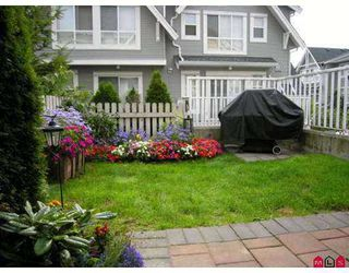 "Photo 8: 49 6450 199TH ST in Langley: Willoughby Heights Townhouse for sale in ""LOGAN'S LANDING"" : MLS®# F2616663"