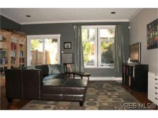 Photo 3:  in VICTORIA: Es Rockheights Half Duplex for sale (Esquimalt)  : MLS®# 482837