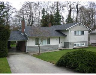 "Photo 1: 4407 WILDWOOD in Burnaby: Garden Village House for sale in ""Garden Village"" (Burnaby South)  : MLS®# V759785"