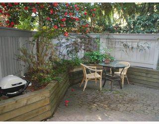 Photo 2: 104 2256 W 7TH Avenue in Vancouver: Kitsilano Condo for sale (Vancouver West)  : MLS®# V767595