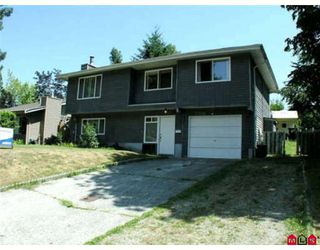 "Photo 1: 35295 SELKIRK Avenue in Abbotsford: Abbotsford East House for sale in ""McKee"" : MLS®# F2916486"