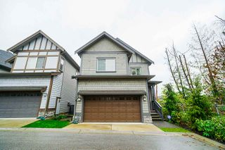 "Main Photo: 70 8217 204B Street in Langley: Willoughby Heights Townhouse for sale in ""EVERLY GREEN"" : MLS®# R2411503"