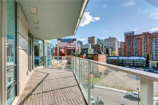 Photo 8: 607 738 1 Avenue SW in Calgary: Eau Claire Apartment for sale : MLS®# C4272230