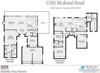 Photo 2: 1550 McDonald Rd in COMOX: CV Comox (Town of) House for sale (Comox Valley)  : MLS®# 832563