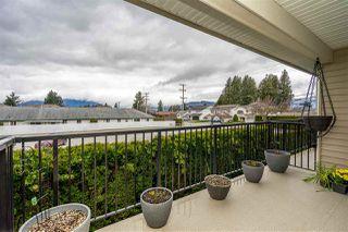 "Photo 19: 3 45190 SOUTH SUMAS Road in Chilliwack: Sardis West Vedder Rd Townhouse for sale in ""CASA LINDA"" (Sardis)  : MLS®# R2441485"