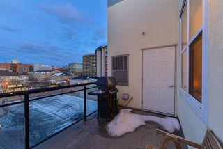 Photo 34: 508 10147 112 Street in Edmonton: Zone 12 Condo for sale : MLS®# E4192663
