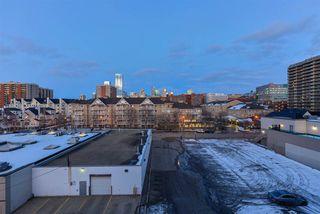Photo 37: 508 10147 112 Street in Edmonton: Zone 12 Condo for sale : MLS®# E4192663