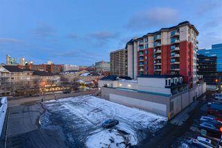 Photo 38: 508 10147 112 Street in Edmonton: Zone 12 Condo for sale : MLS®# E4192663