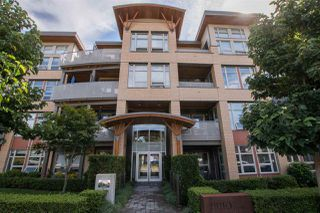 "Photo 1: 216 1166 54A Street in Delta: Tsawwassen Central Condo for sale in ""BRIO"" (Tsawwassen)  : MLS®# R2489486"