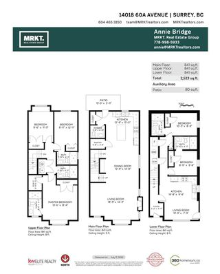 "Photo 18: 14018 60A Avenue in Surrey: West Newton House 1/2 Duplex for sale in ""Sullivan Station"" : MLS®# R2498502"