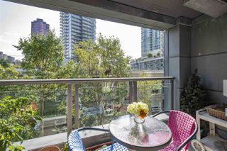 """Photo 11: 503 560 CARDERO Street in Vancouver: Coal Harbour Condo for sale in """"The Avila"""" (Vancouver West)  : MLS®# R2509630"""
