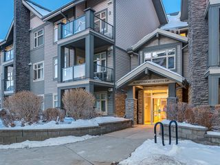 Photo 2: 423 35 ASPENMONT Heights SW in Calgary: Aspen Woods Apartment for sale : MLS®# A1057146