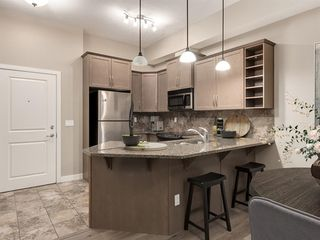 Photo 10: 423 35 ASPENMONT Heights SW in Calgary: Aspen Woods Apartment for sale : MLS®# A1057146