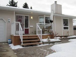 Photo 3: 45 Amherst Crescent in St. Albert: House for sale or rent