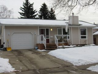 Photo 1: 45 Amherst Crescent in St. Albert: House for sale or rent