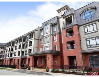 "Photo 1: 415 8880 202ND Street in Langley: Walnut Grove Condo for sale in ""THE RESIDENCES AT VILLAGE SQUARE"" : MLS®# F2904901"