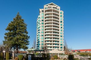 Photo 2: 1504 33065 Mill Lake Road in Abbotsford: Central Abbotsford Condo for sale : MLS®# R2421391