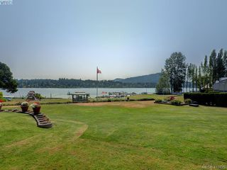 Photo 1: 14 2046 Widows Walk in SHAWNIGAN LAKE: ML Shawnigan Lake Condo Apartment for sale (Malahat & Area)  : MLS®# 419425