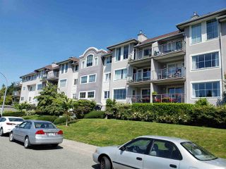 """Photo 1: 311 33599 2ND Avenue in Mission: Mission BC Condo for sale in """"STAVE LAKE LANDING"""" : MLS®# R2476170"""