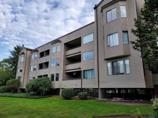 """Photo 1: 208 5294 204 Street in Langley: Langley City Condo for sale in """"Waters Edge"""" : MLS®# R2502382"""