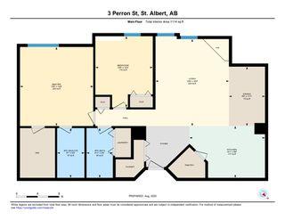 Photo 23: 713 3 PERRON Street: St. Albert Condo for sale : MLS®# E4220654