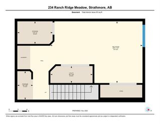 Photo 29: 234 Ranch Ridge Meadow: Strathmore Row/Townhouse for sale : MLS®# A1048177